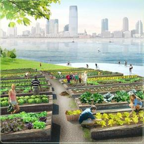 Νέα Υόρκη: Πλωτά νησιά από σκουπίδια με εξαιρετικό οικολογικόσχέδιο
